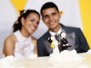 O casamento de Andreza e Lucas