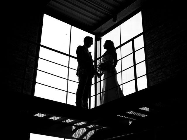 O casamento de Eni e João