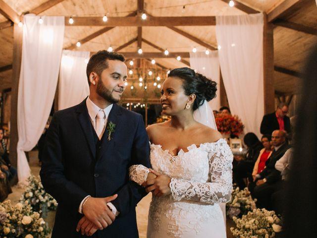 O casamento de Carol e Marcus
