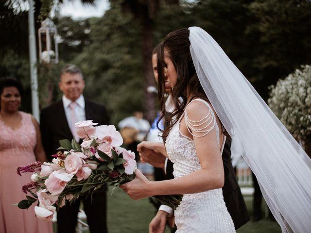 O casamento de Thayná e Maurílio