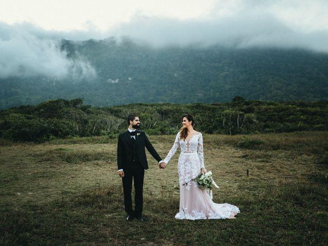 O casamento de Luiza e Daniel