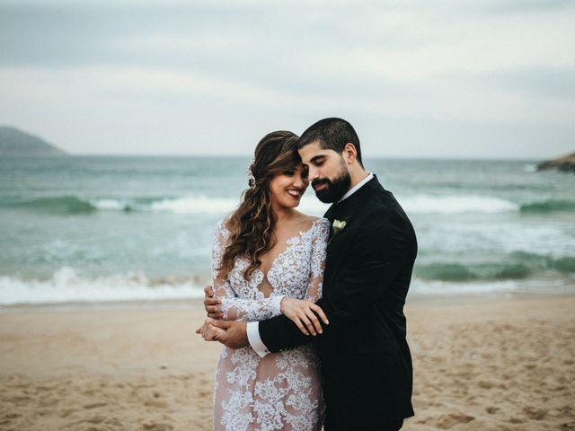 O casamento de Daniel e Luiza em Rio de Janeiro, Rio de Janeiro 1