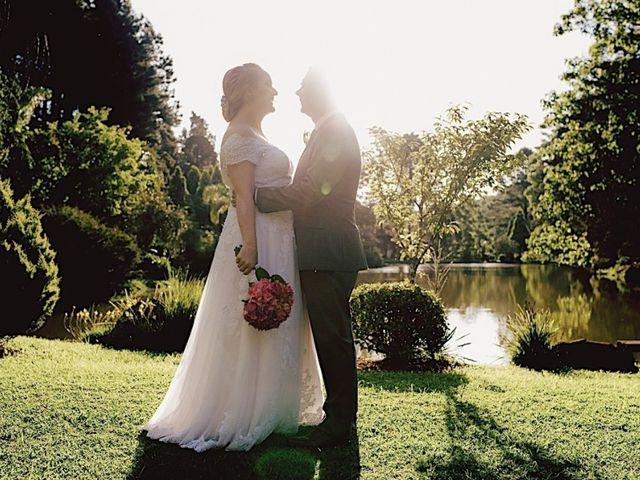 O casamento de Luciana e Carlos