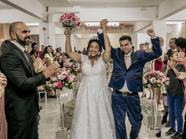 O casamento de Cris e Paulo