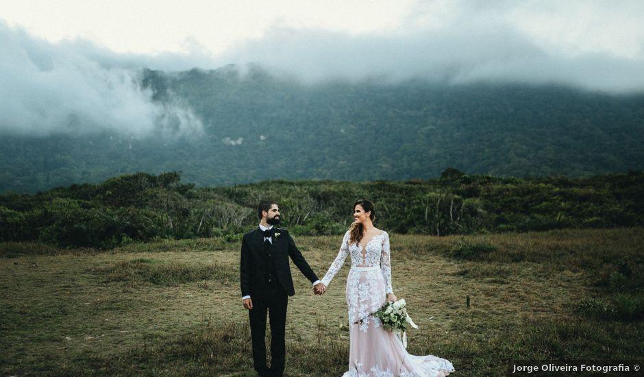O casamento de Daniel e Luiza em Rio de Janeiro, Rio de Janeiro