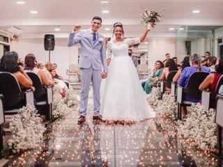 O casamento de Brieeny Késya e Carlos Eduardo