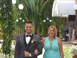 O casamento de Karen e Filipe 2