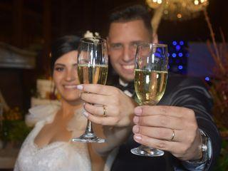 O casamento de Karen e Filipe
