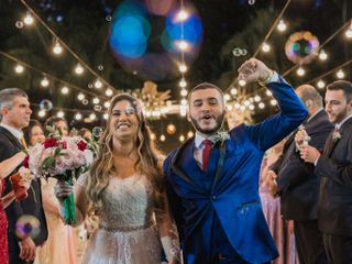 O casamento de Aliny e Brendon 1