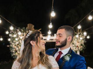 O casamento de Aliny e Brendon 2