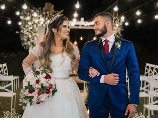 O casamento de Aliny e Brendon