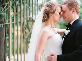 O casamento de Claudia e Filipe