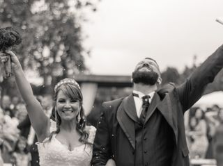 O casamento de Raika e Diego