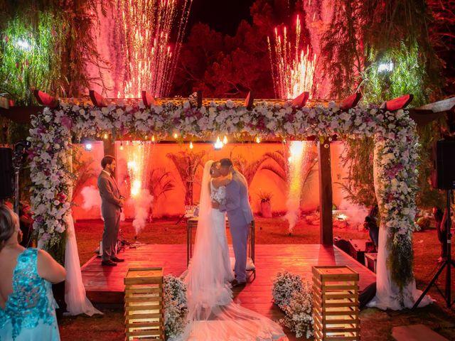 O casamento de Tamires e Refael