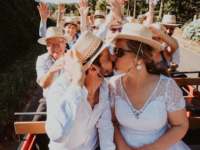 O casamento de Laurita e Tiago