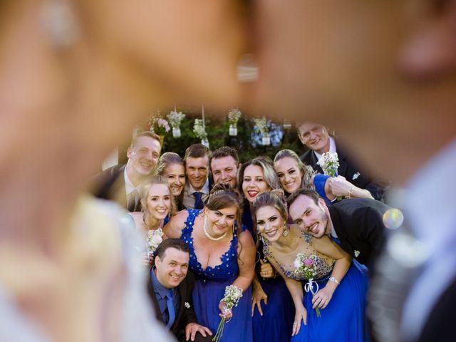 O casamento de Thaís e Leonir