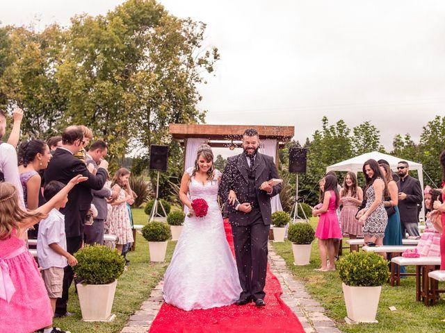 O casamento de Diego e Raika em Curitiba, Paraná 1