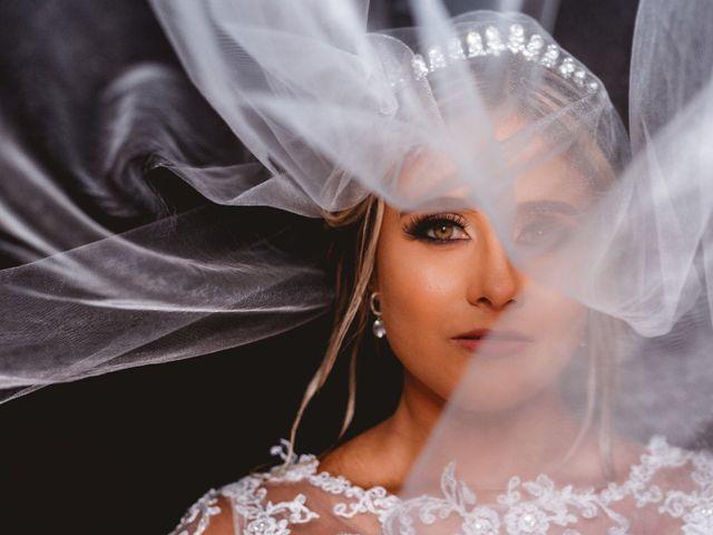 O casamento de Steffany e Daniel