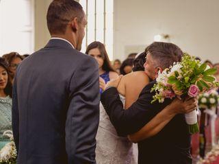 O casamento de Shirleia e Julio 2
