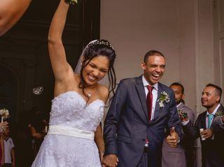 O casamento de Shirleia e Julio