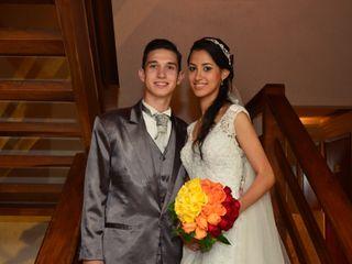 O casamento de Alan Richard e Ellen Mayara