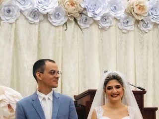 O casamento de Laina e José 1