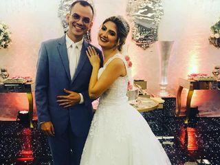 O casamento de Laina e José