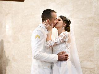 O casamento de Jeciana e Rafael