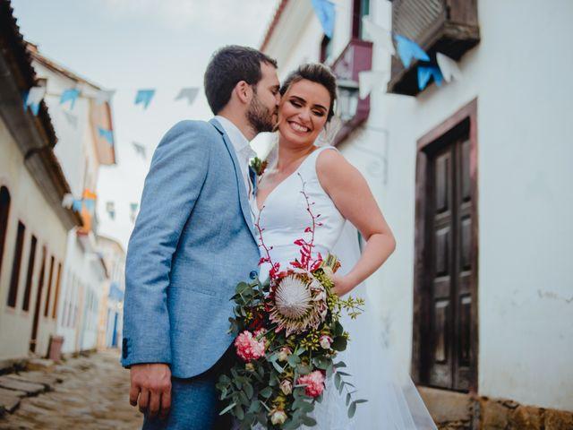O casamento de Luisa Phebo e Caio Torres