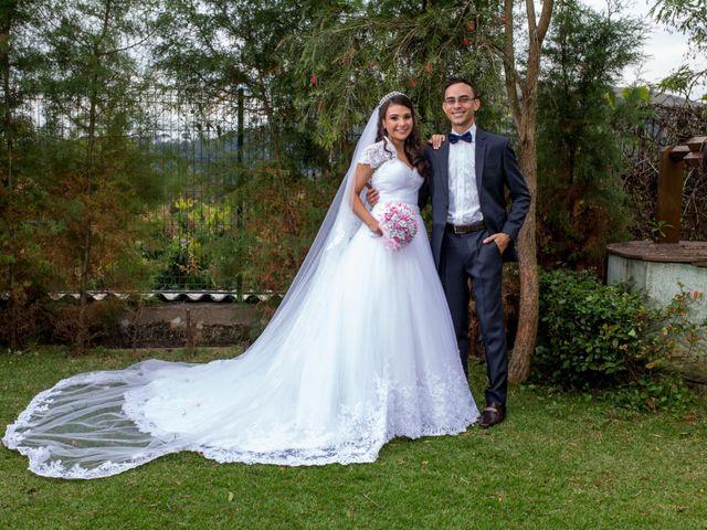 O casamento de Graziele e Bruno