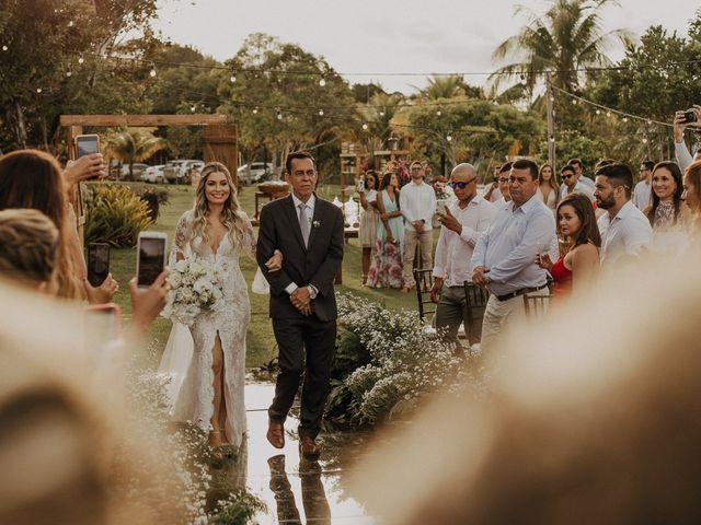 O casamento de Wyllian e Mariana em Arraial D'Ajuda, Bahia 14