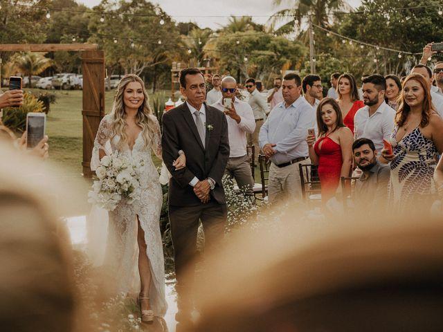 O casamento de Wyllian e Mariana em Arraial D'Ajuda, Bahia 15