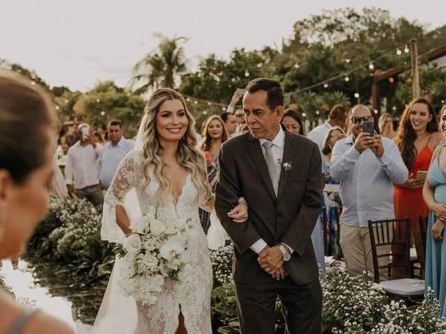 O casamento de Wyllian e Mariana em Arraial D'Ajuda, Bahia 16
