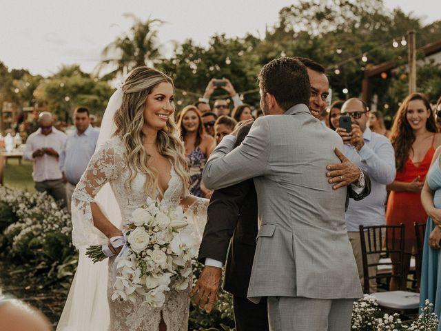 O casamento de Wyllian e Mariana em Arraial D'Ajuda, Bahia 17