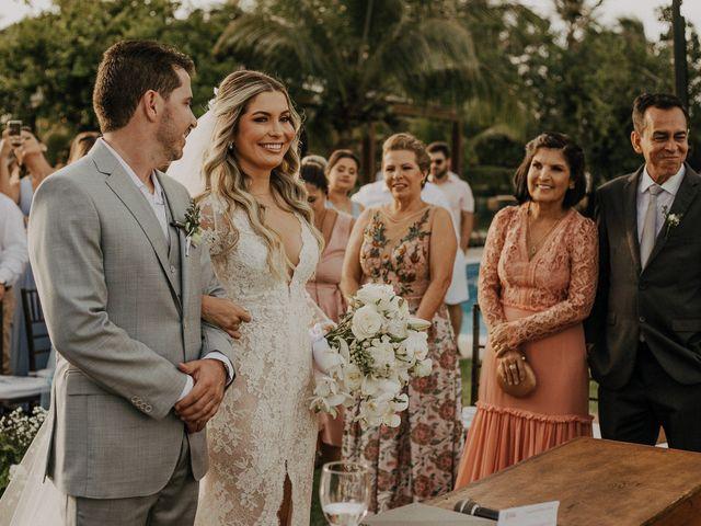 O casamento de Wyllian e Mariana em Arraial D'Ajuda, Bahia 18