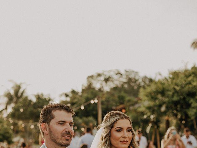 O casamento de Wyllian e Mariana em Arraial D'Ajuda, Bahia 19