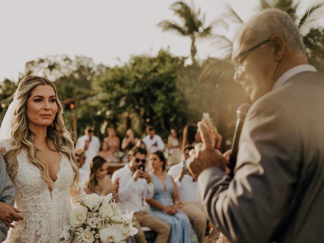 O casamento de Wyllian e Mariana em Arraial D'Ajuda, Bahia 20