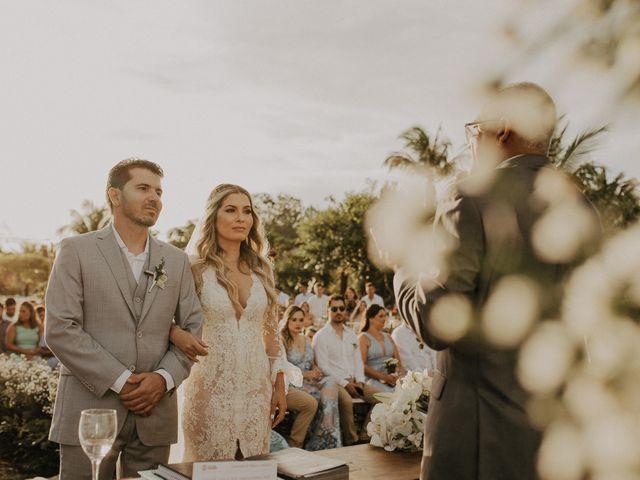 O casamento de Wyllian e Mariana em Arraial D'Ajuda, Bahia 24