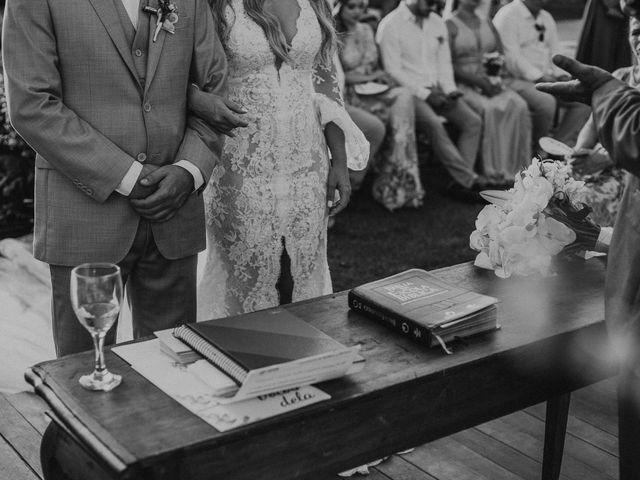 O casamento de Wyllian e Mariana em Arraial D'Ajuda, Bahia 28