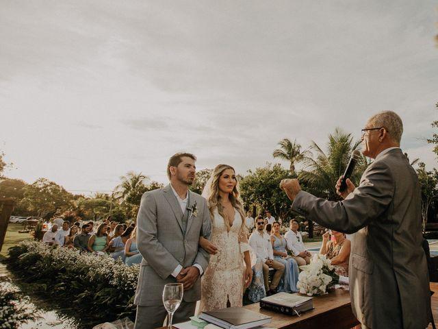 O casamento de Wyllian e Mariana em Arraial D'Ajuda, Bahia 31