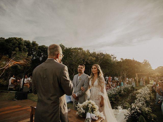 O casamento de Wyllian e Mariana em Arraial D'Ajuda, Bahia 32