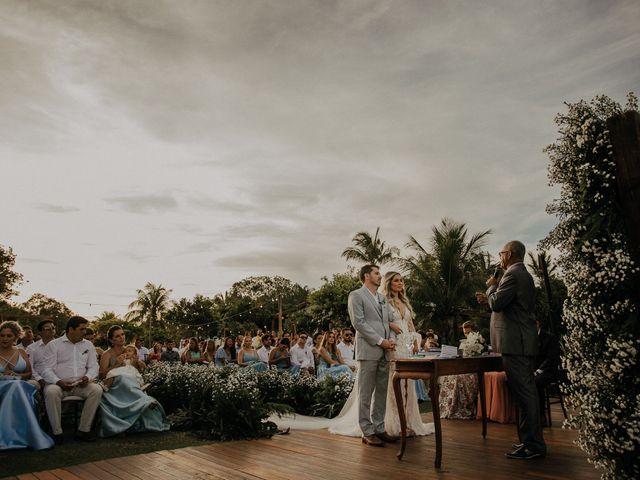 O casamento de Wyllian e Mariana em Arraial D'Ajuda, Bahia 33