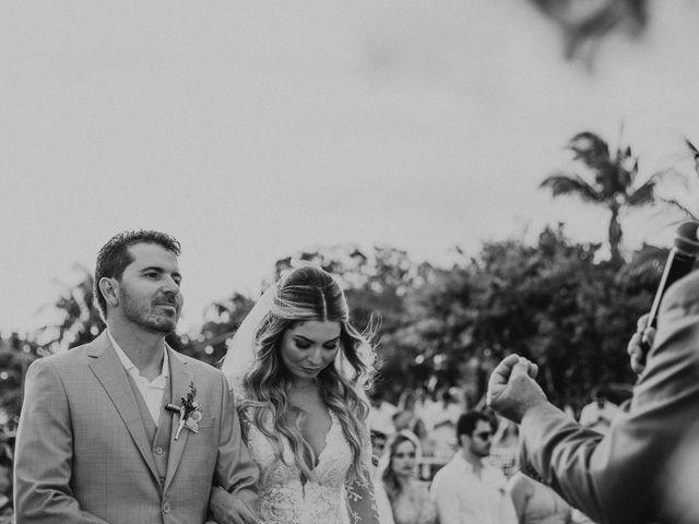 O casamento de Wyllian e Mariana em Arraial D'Ajuda, Bahia 34
