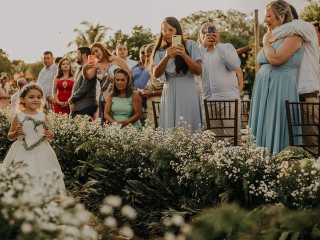 O casamento de Wyllian e Mariana em Arraial D'Ajuda, Bahia 37