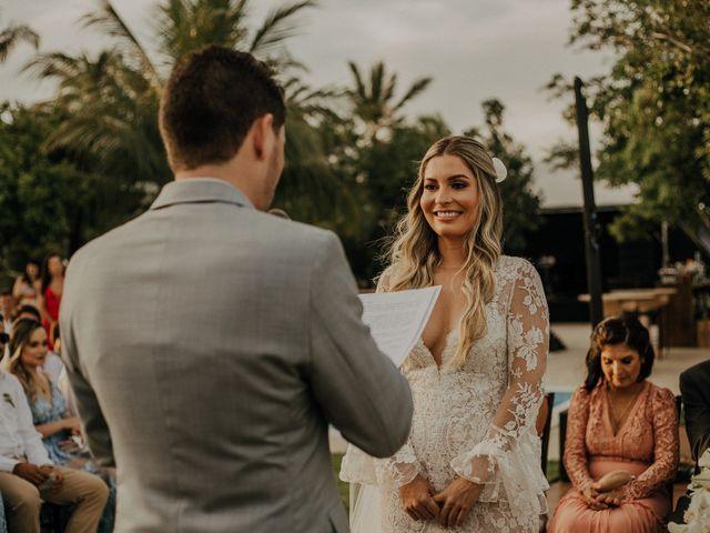 O casamento de Wyllian e Mariana em Arraial D'Ajuda, Bahia 41