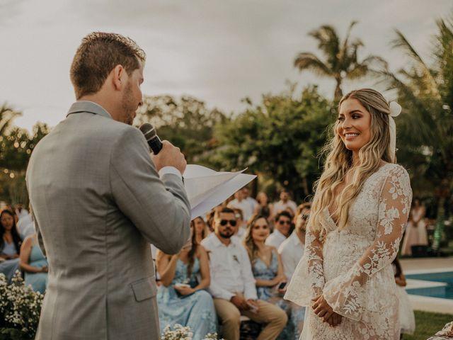 O casamento de Wyllian e Mariana em Arraial D'Ajuda, Bahia 45