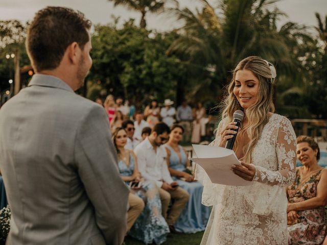 O casamento de Wyllian e Mariana em Arraial D'Ajuda, Bahia 46