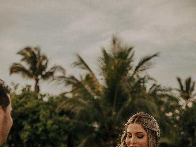 O casamento de Wyllian e Mariana em Arraial D'Ajuda, Bahia 47