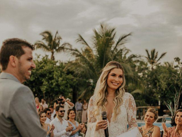 O casamento de Wyllian e Mariana em Arraial D'Ajuda, Bahia 49