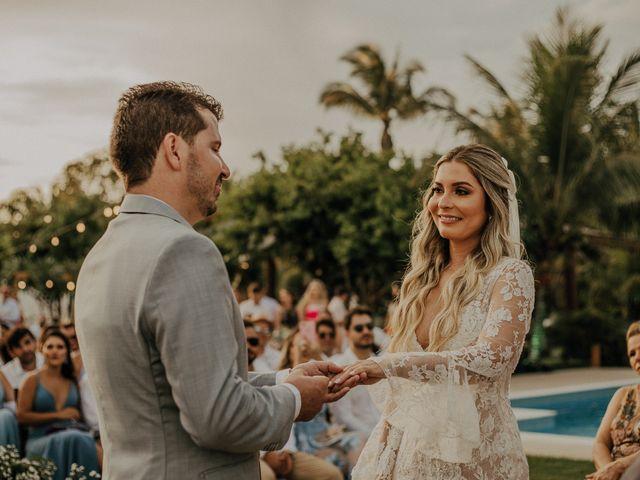 O casamento de Wyllian e Mariana em Arraial D'Ajuda, Bahia 50